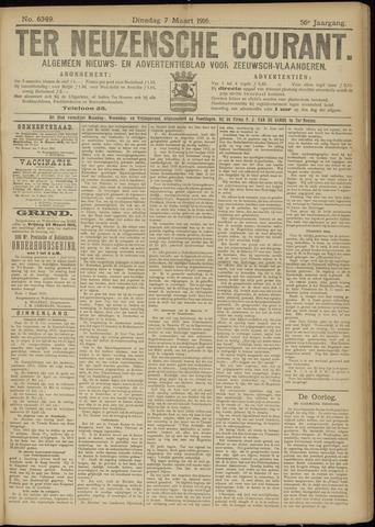 Ter Neuzensche Courant. Algemeen Nieuws- en Advertentieblad voor Zeeuwsch-Vlaanderen / Neuzensche Courant ... (idem) / (Algemeen) nieuws en advertentieblad voor Zeeuwsch-Vlaanderen 1916-03-07