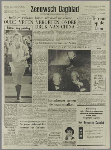 Zeeuwsch Dagblad 1959-09-02