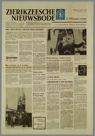 Zierikzeesche Nieuwsbode 1972-08-25