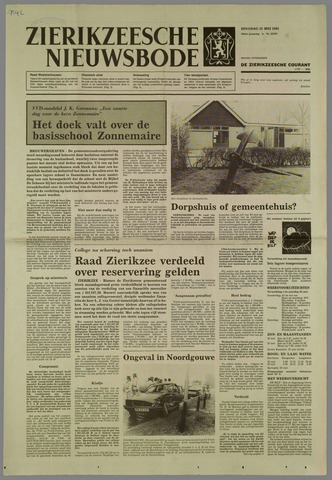 Zierikzeesche Nieuwsbode 1985-05-21