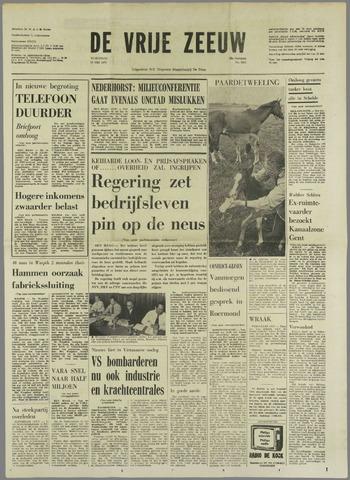 de Vrije Zeeuw 1972-05-24