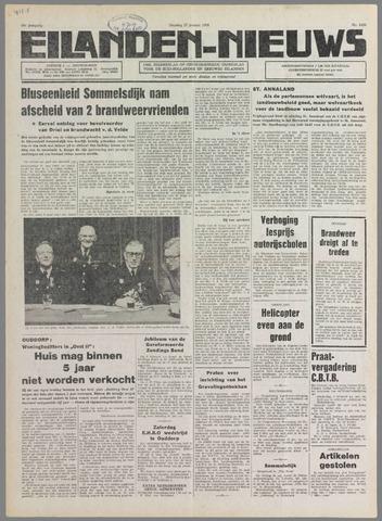 Eilanden-nieuws. Christelijk streekblad op gereformeerde grondslag 1976-01-27