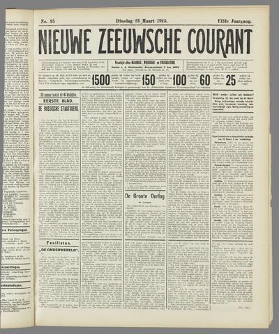 Nieuwe Zeeuwsche Courant 1915-03-23