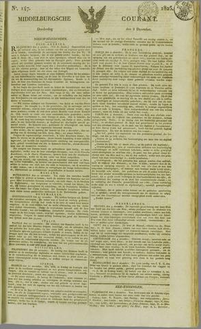 Middelburgsche Courant 1825-12-08
