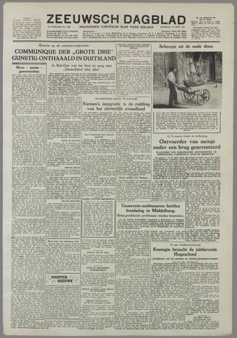 Zeeuwsch Dagblad 1951-09-15