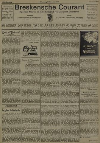 Breskensche Courant 1930-11-19
