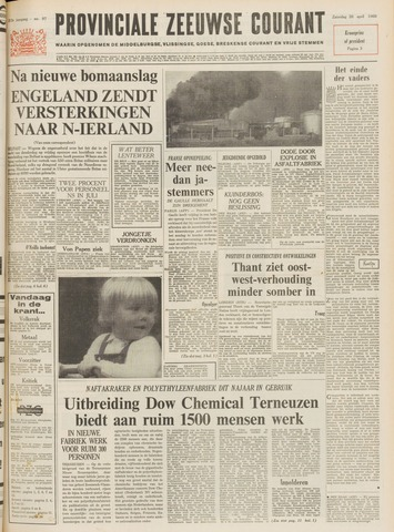 Provinciale Zeeuwse Courant 1969-04-26