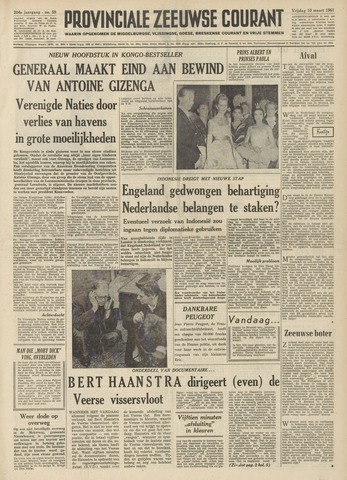 Provinciale Zeeuwse Courant 1961-03-10