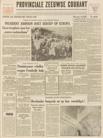 Provinciale Zeeuwse Courant 1965-05-08
