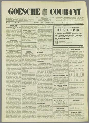 Goessche Courant 1932-08-29