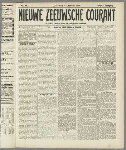 Nieuwe Zeeuwsche Courant 1907-08-03