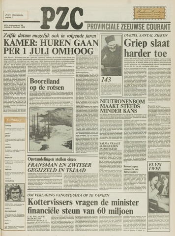 Provinciale Zeeuwse Courant 1978-02-03