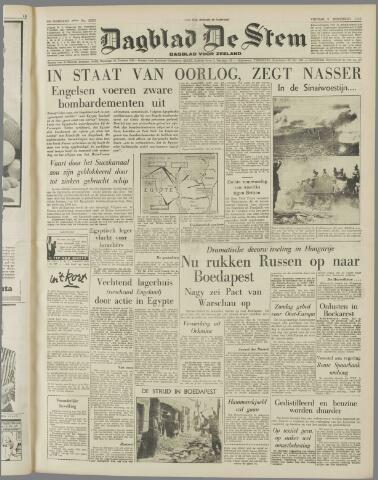de Stem 1956-11-02
