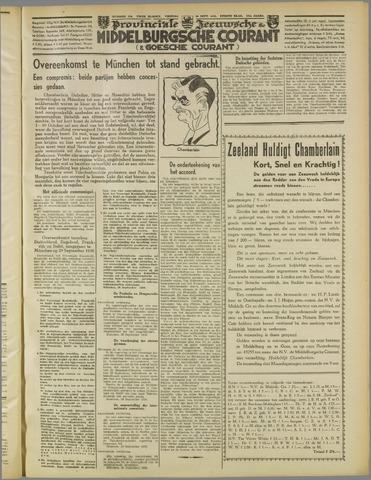 Middelburgsche Courant 1938-09-30