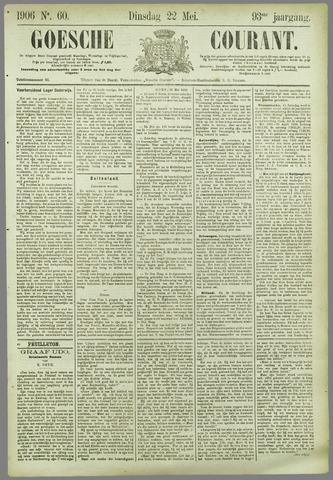 Goessche Courant 1906-05-22