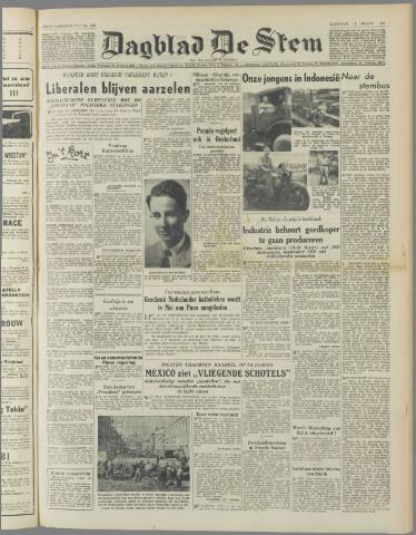 de Stem 1950-03-18