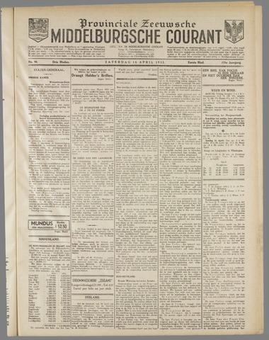 Middelburgsche Courant 1932-04-16