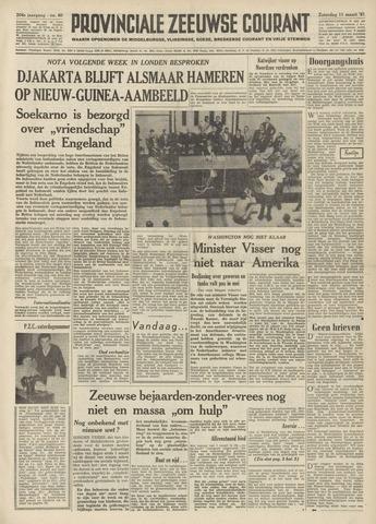 Provinciale Zeeuwse Courant 1961-03-11