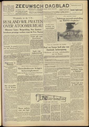 Zeeuwsch Dagblad 1954-09-25