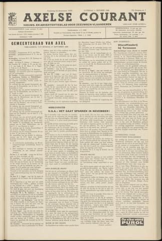 Axelsche Courant 1966-10-01