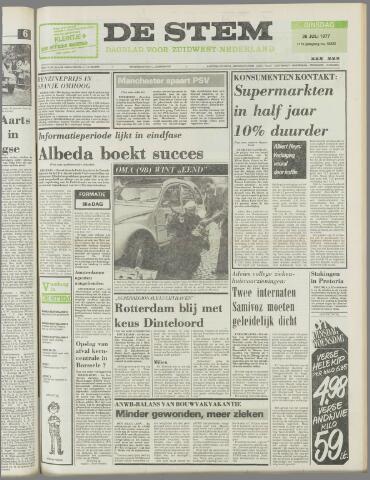 de Stem 1977-07-26
