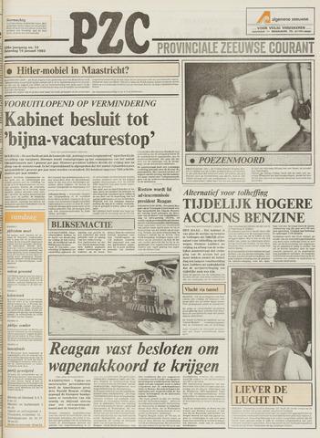 Provinciale Zeeuwse Courant 1983-01-15