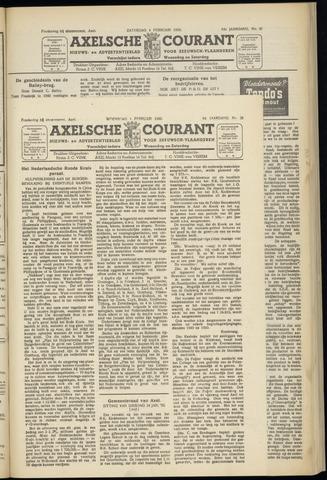 Axelsche Courant 1950-02-01