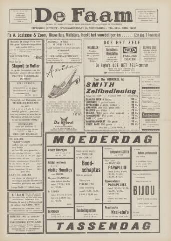 de Faam en de Faam/de Vlissinger 1967-05-11