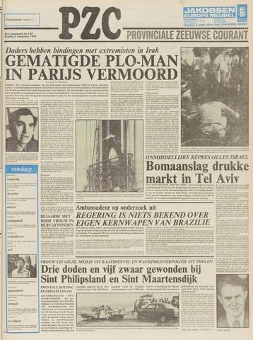 Provinciale Zeeuwse Courant 1978-08-04