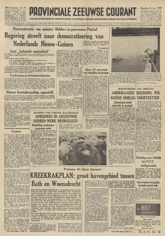 Provinciale Zeeuwse Courant 1959-01-20