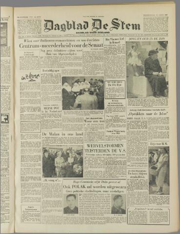 de Stem 1953-06-10