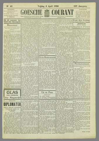 Goessche Courant 1930-04-04