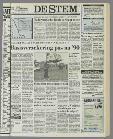 de Stem 1987-11-04