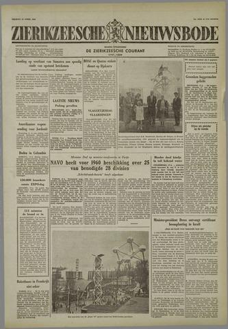 Zierikzeesche Nieuwsbode 1958-04-18