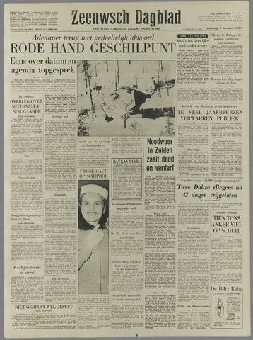 Zeeuwsch Dagblad 1959-12-03