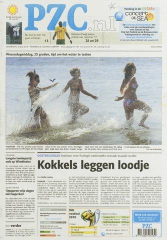 Provinciale Zeeuwse Courant 2010-06-24