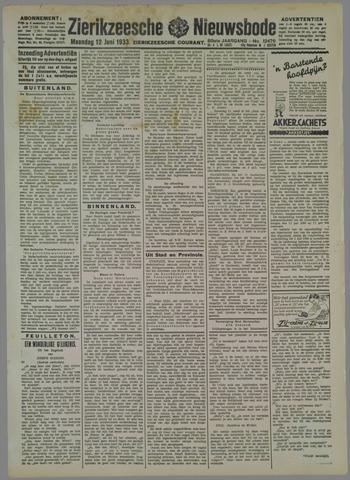 Zierikzeesche Nieuwsbode 1933-06-12