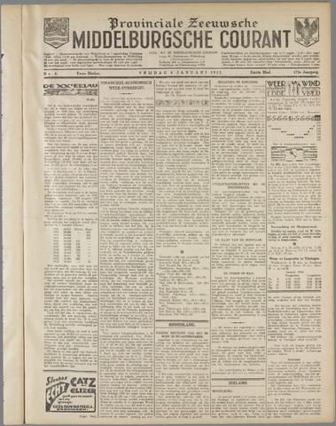 Middelburgsche Courant 1932-01-08