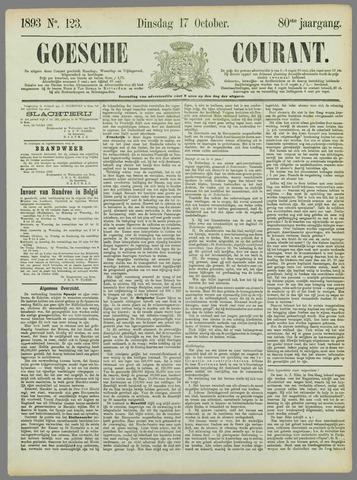 Goessche Courant 1893-10-17