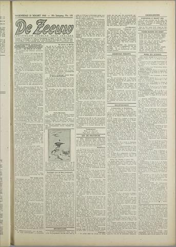 De Zeeuw. Christelijk-historisch nieuwsblad voor Zeeland 1943-03-31