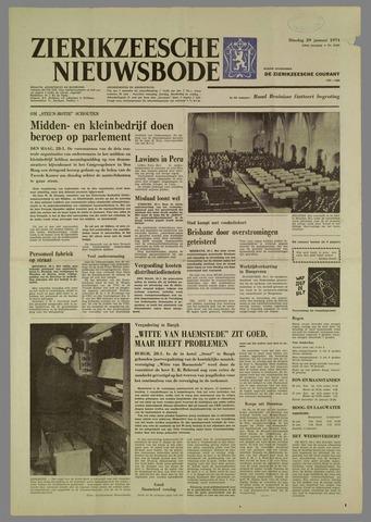 Zierikzeesche Nieuwsbode 1974-01-29