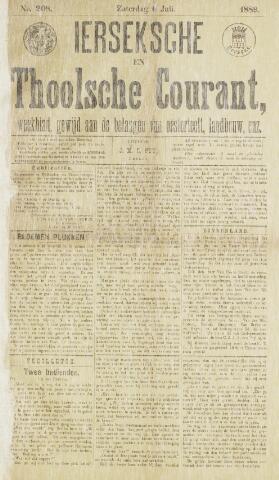 Ierseksche en Thoolsche Courant 1889-07-06
