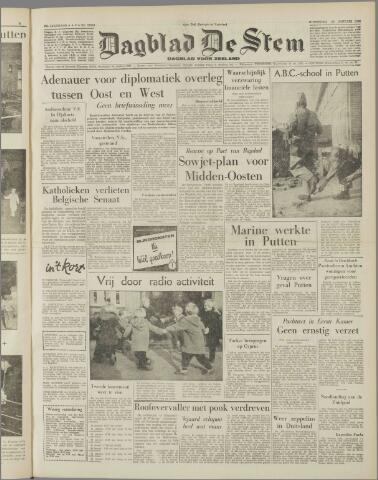 de Stem 1958-01-22