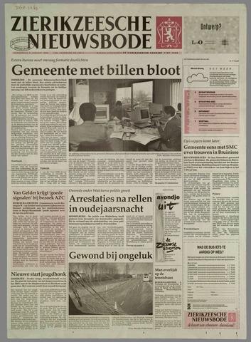 Zierikzeesche Nieuwsbode 1998-01-08