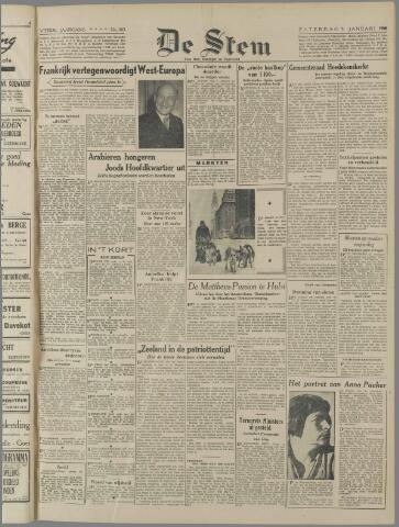de Stem 1948-01-03