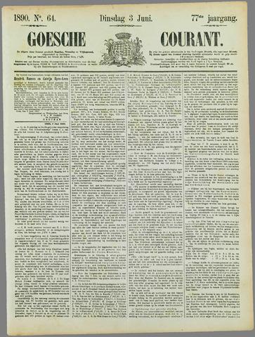 Goessche Courant 1890-06-03