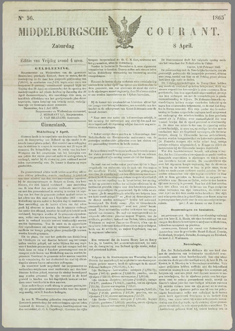 Middelburgsche Courant 1865-04-08