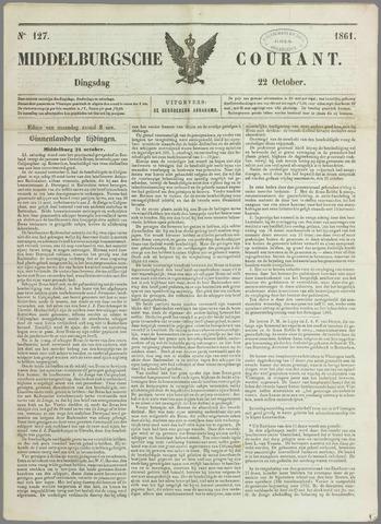 Middelburgsche Courant 1861-10-22