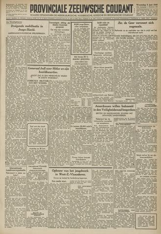Provinciale Zeeuwse Courant 1946-06-05