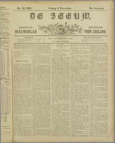 De Zeeuw. Christelijk-historisch nieuwsblad voor Zeeland 1901-12-06